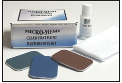 Clear Coat Paint Repair Kit