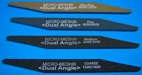 Dual Angle Micro-Mesh Regular Files