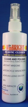 WinBRIGHT Spray Plastic Cleaner