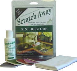 Scratch Away Sink Restore Kit