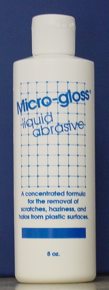 Micro-Gloss Liquid Abrasive, Type 1 Cleaner & Polish