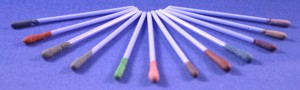 Polishing Swabs - Click Image to Close