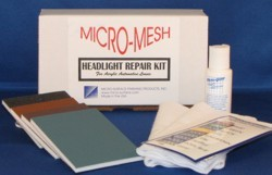 Micro-Mesh® Acrylic Headlight Lense Restore Kit