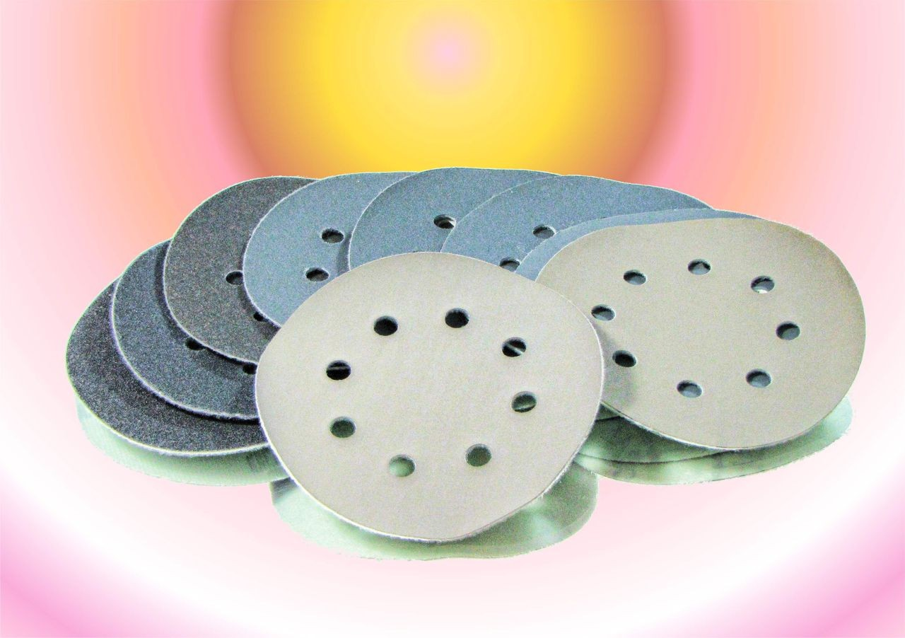 Micro-Mesh® Discs With Vacuum Holes, Variety Packs