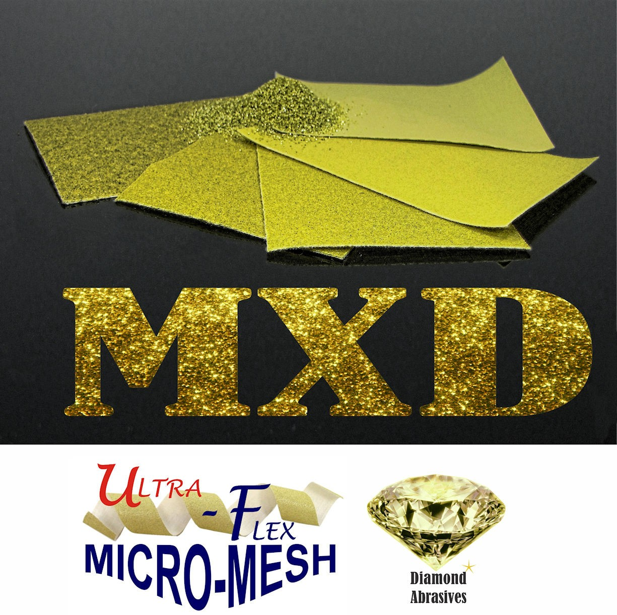 MXD Micro-Mesh Diamond Sheets