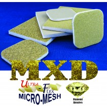 Micro-Mesh® MXD Diamond Soft Touch Pads