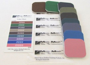 Micro-Mesh® Soft Touch Pad Variety Packs