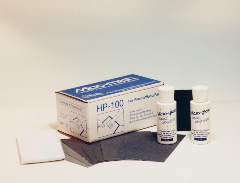Micro-Mesh® HP-100 Acrylic Restoral Kit
