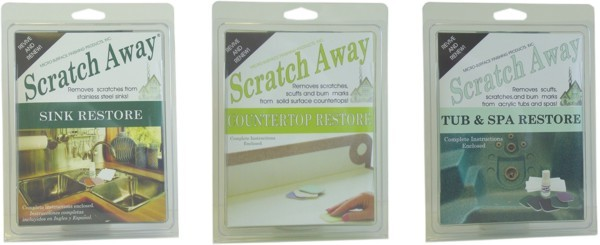 Micro-Mesh® Kitchen & Bath Maintenace Set