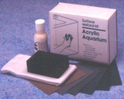 Acrylic Aquarium Restoration Kit