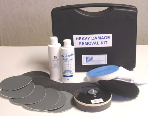 Heavy Damage Removal Kit