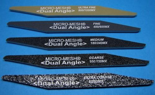 Dual Angle Micro-Mesh® MX Files