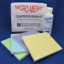 Micro-Mesh® Solid Surface Countertop Repair Kit