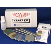 Micro-Mesh® Craft Kit for Model Makers & Hobbiests
