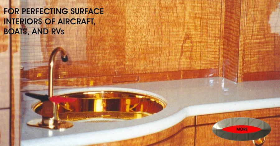 Interior Surface Polishing