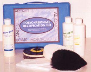 Micro-Mesh® Polycarbonate Rectification Kit for Random Orbital Sander-0
