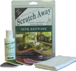 Micro-Surface® Scratch Away Sink Restore Kit-0