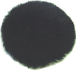 Black Lamb® TufBuf Natural Wool Polishing Pad-0